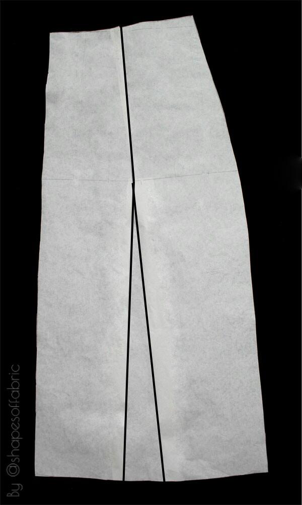 flared skirt base