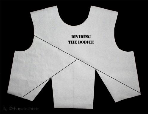 dividing bodice