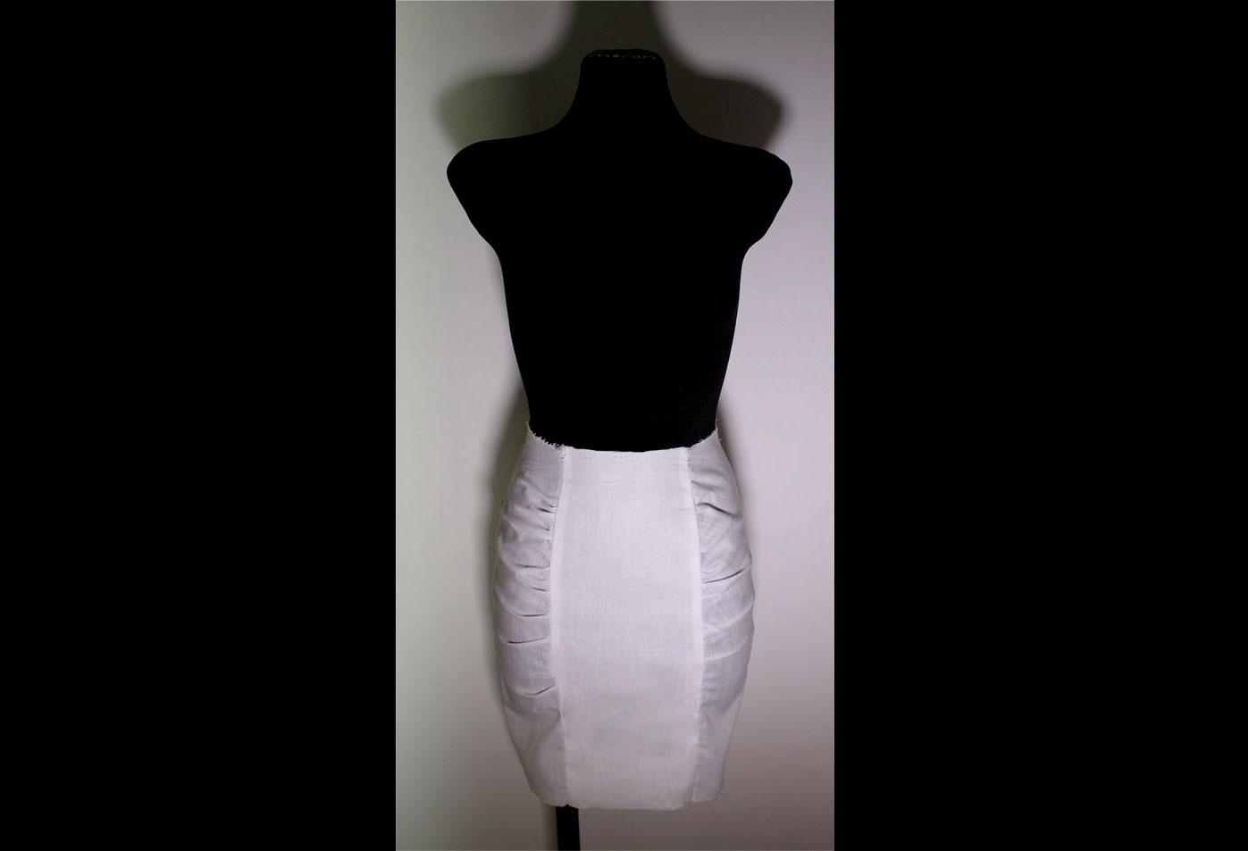Let's draft some panel-skirts!