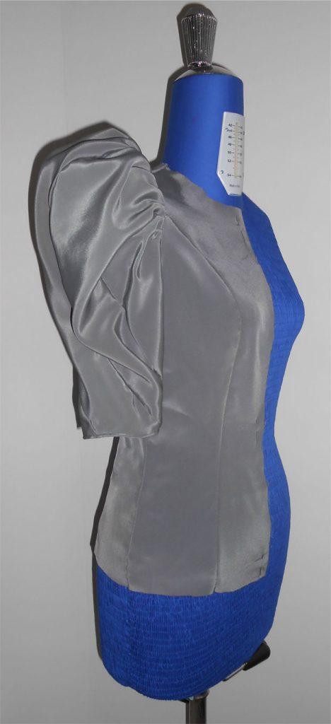 sleeve drape