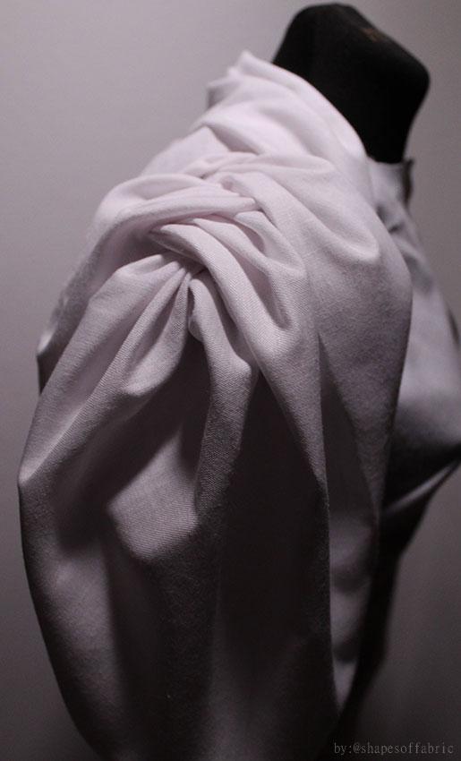 braided shoulder