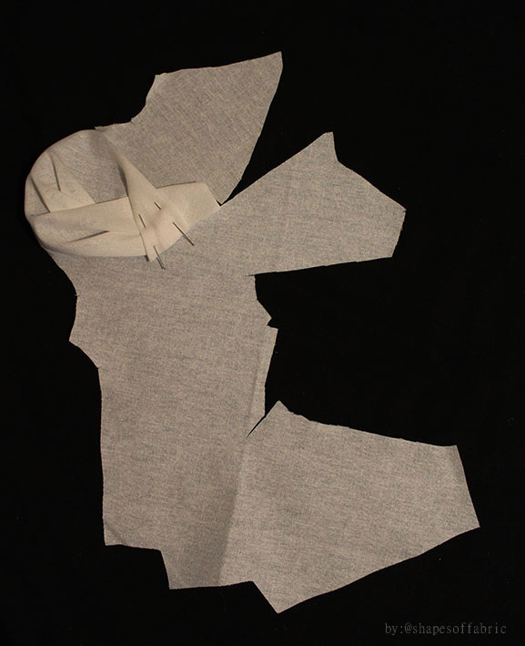 sewing sleeve