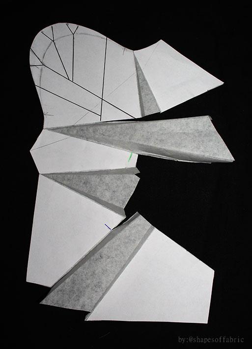 folds open
