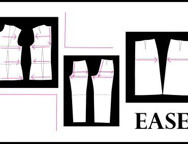 Understanding garment ease
