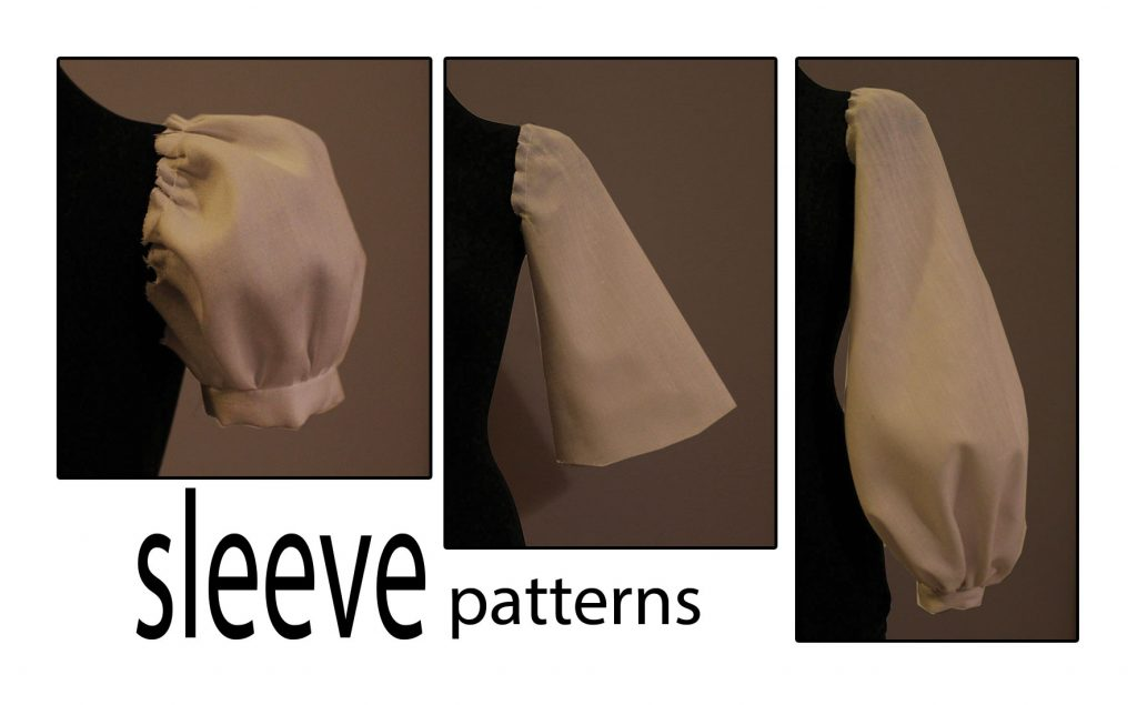 sleeve pattern alterations