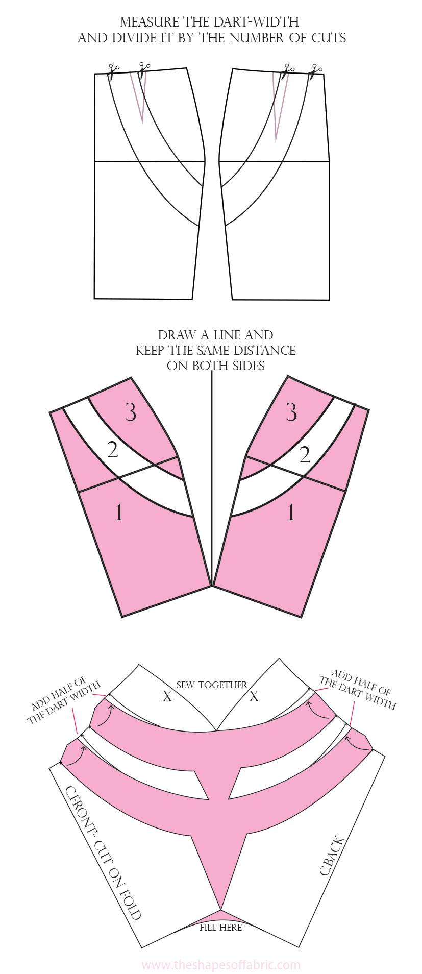 Peg Top Draped Skirt Pattern The Shapes Of Fabric