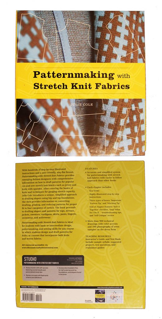 Patternmaking with Stretch Knit Fabrics -review - The Shapes