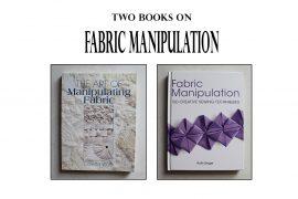 fabric manipulation books