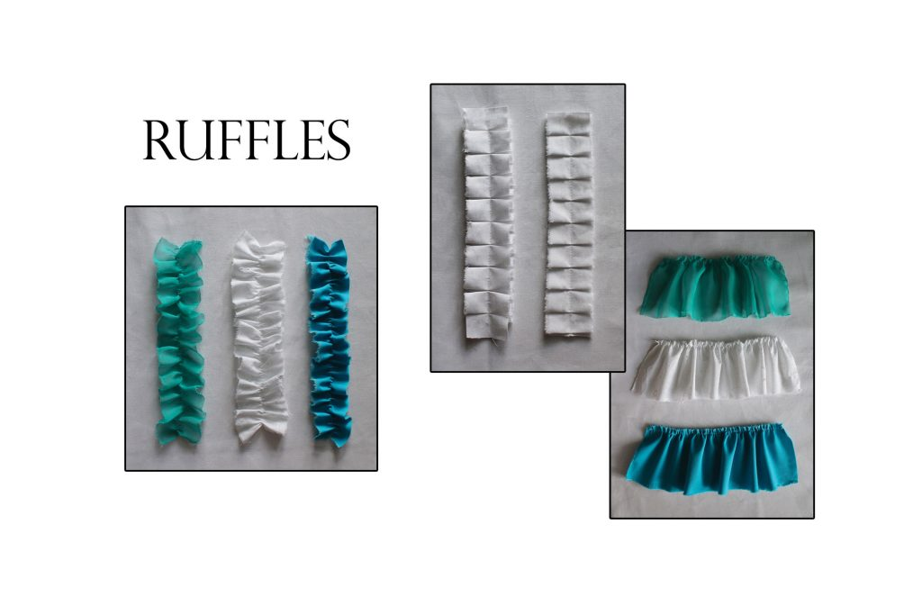 tutorial on ruffles