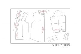shirt pattern tutorial